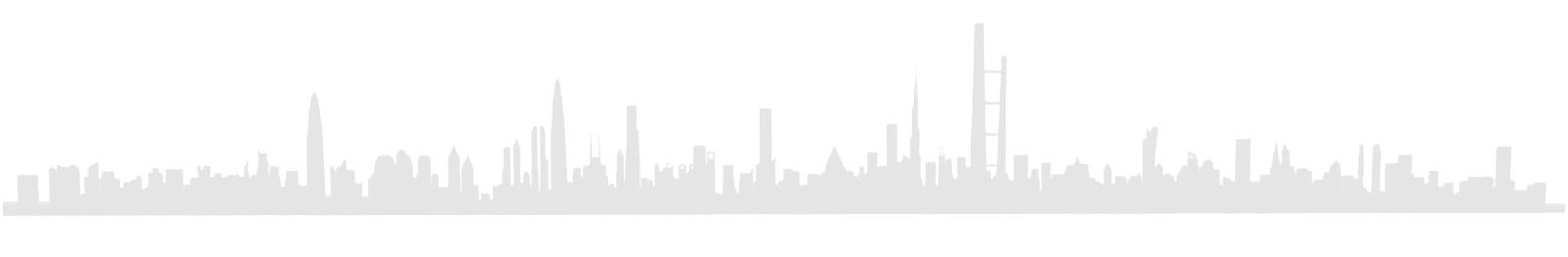 Dubai-Skyline_BW